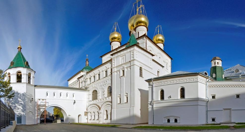 Феодоровский собор иконы Божией матери фото