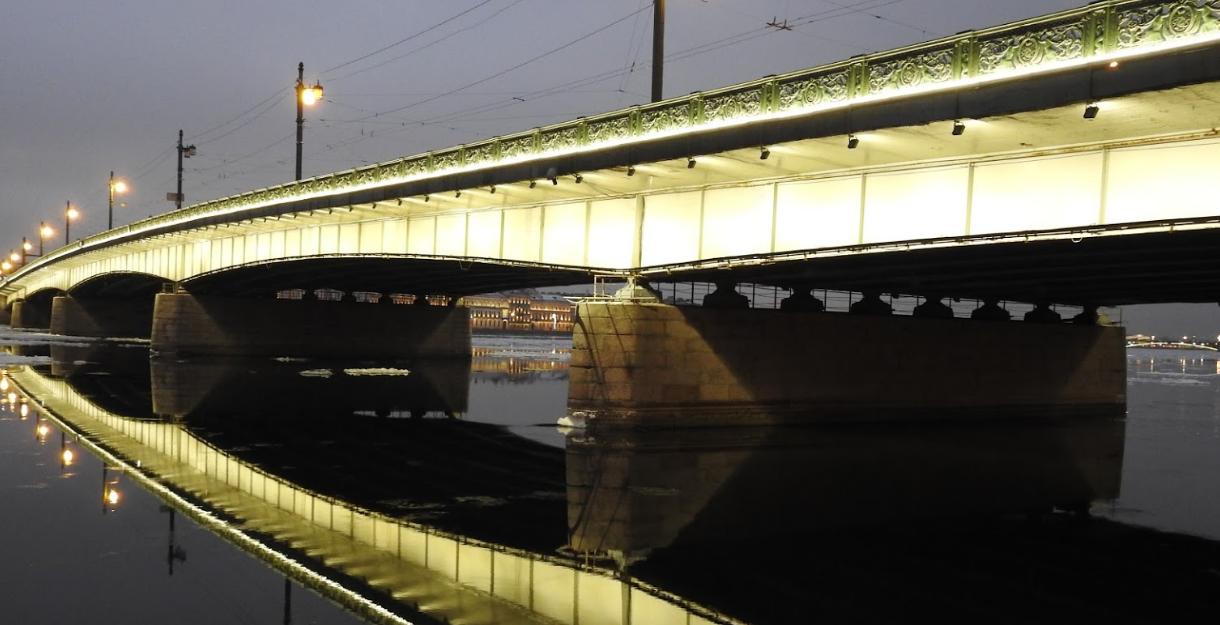 Литейный мост фото
