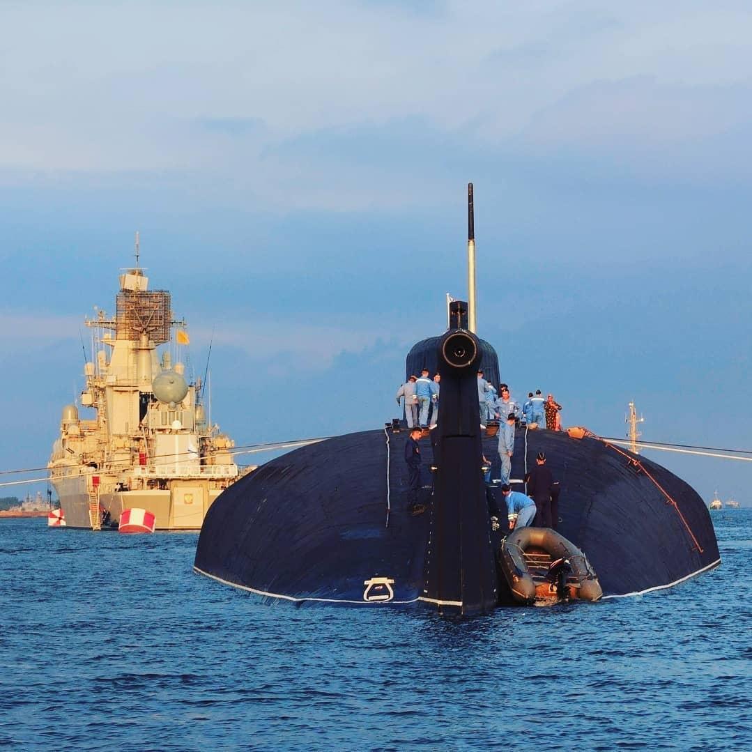 День ВМФ СПб