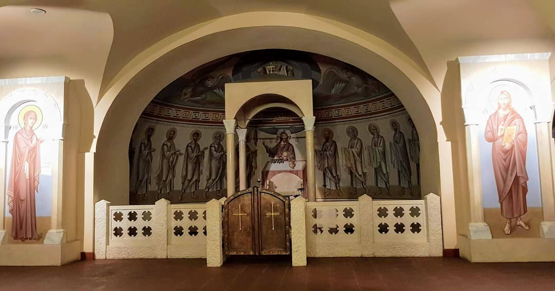 Феодоровский нижний храм
