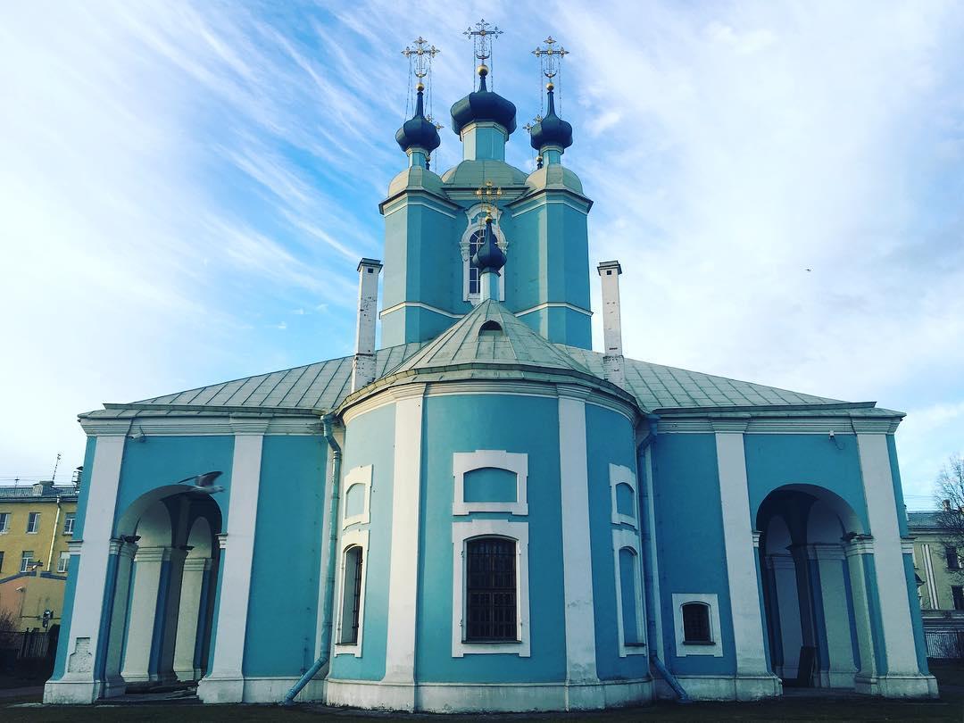 Сампсониевский собор фото