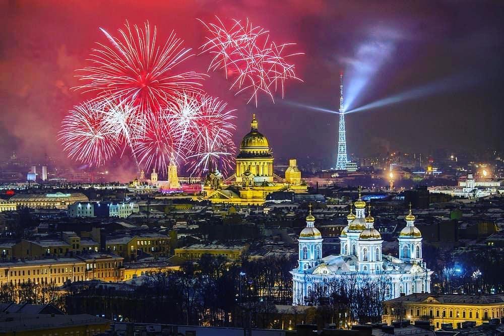 День города СПб 2019