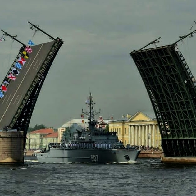 День ВМФ фото