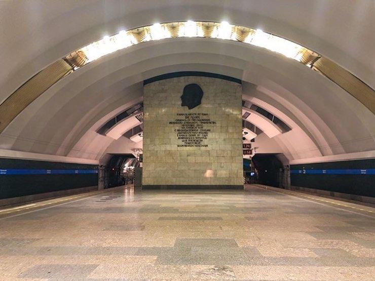 Станция метро Удельная