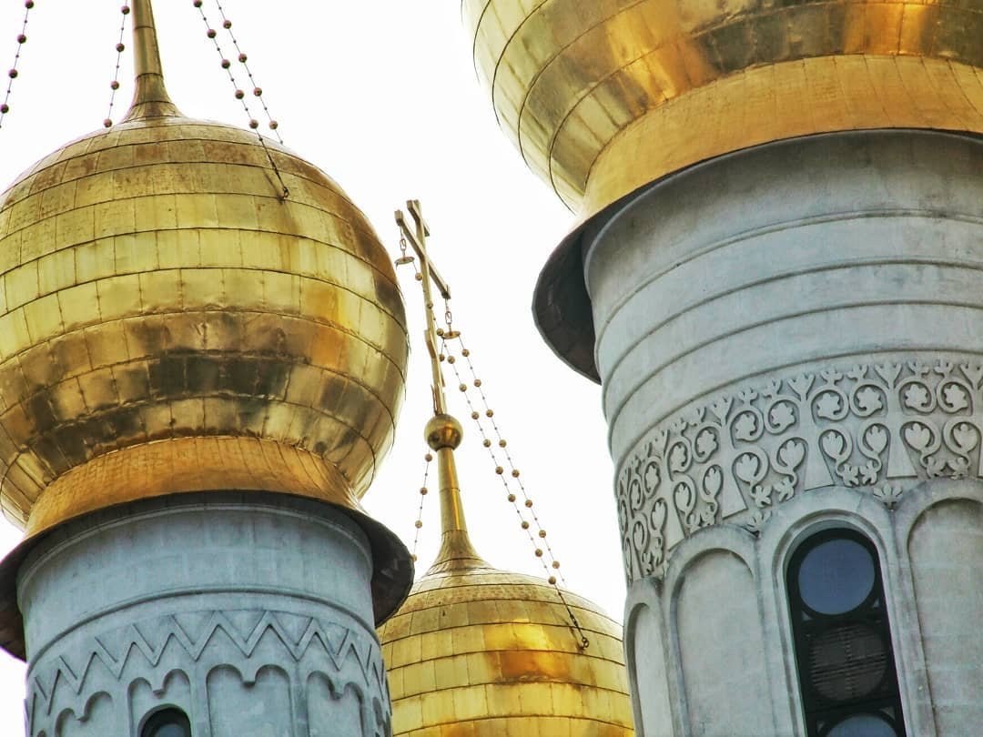 Феодоровский собор иконы Божией матери купола