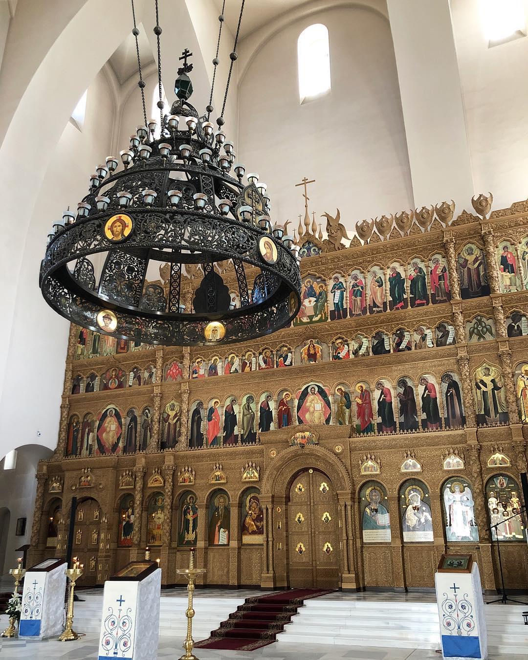 Феодоровский собор Петербург