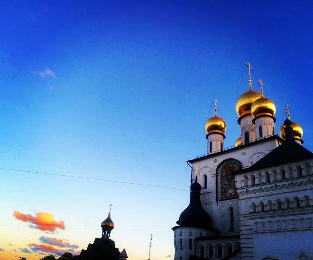Феодоровский собор иконы Божией матери Петербург