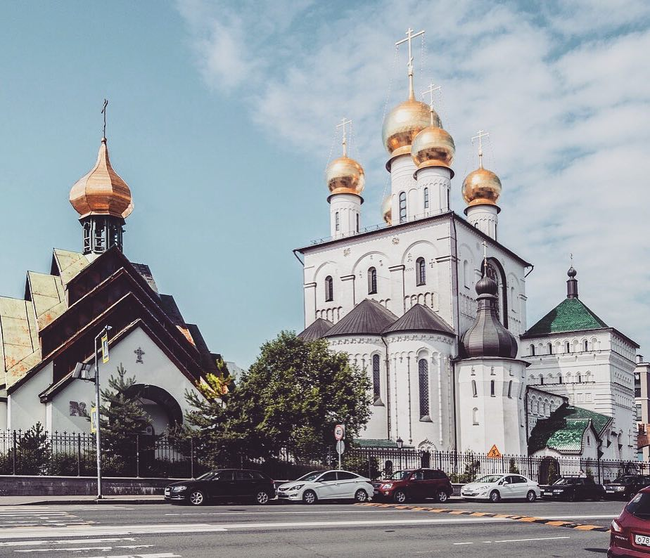 Феодоровский собор в Петербурге