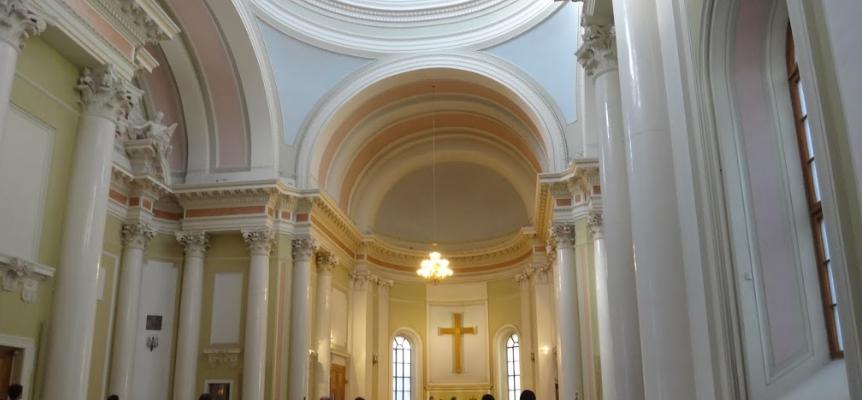 Кафедральный крест Базилики