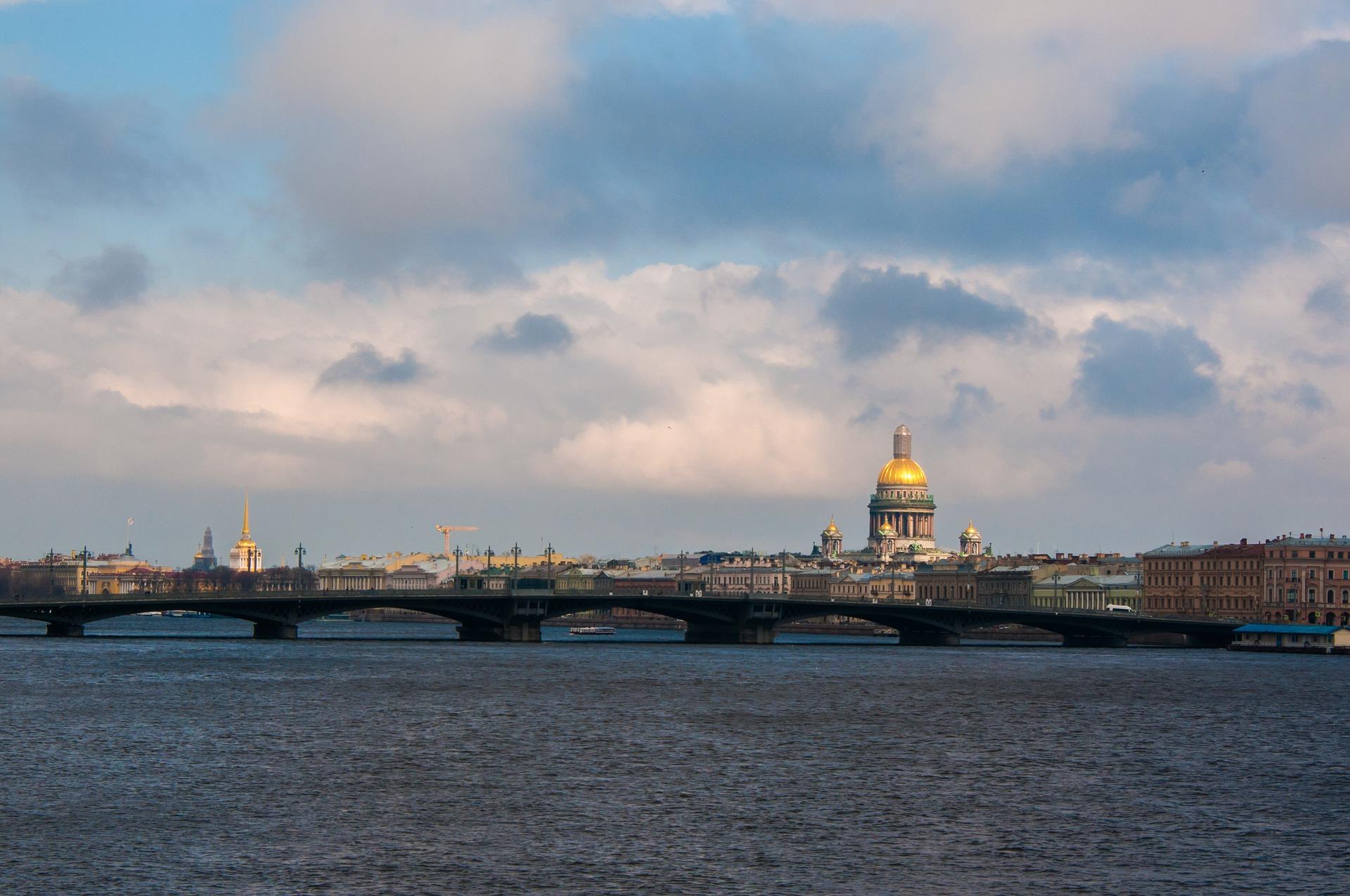 Благовещенский мост архитектура