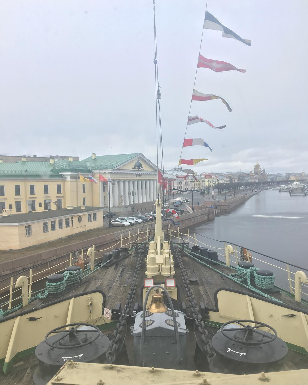 Музей-Ледокол Красин
