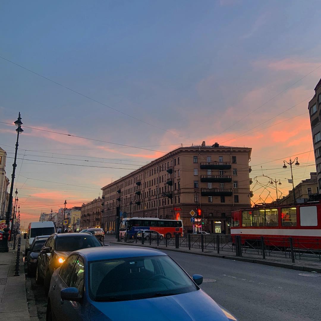 Лиговский проспект
