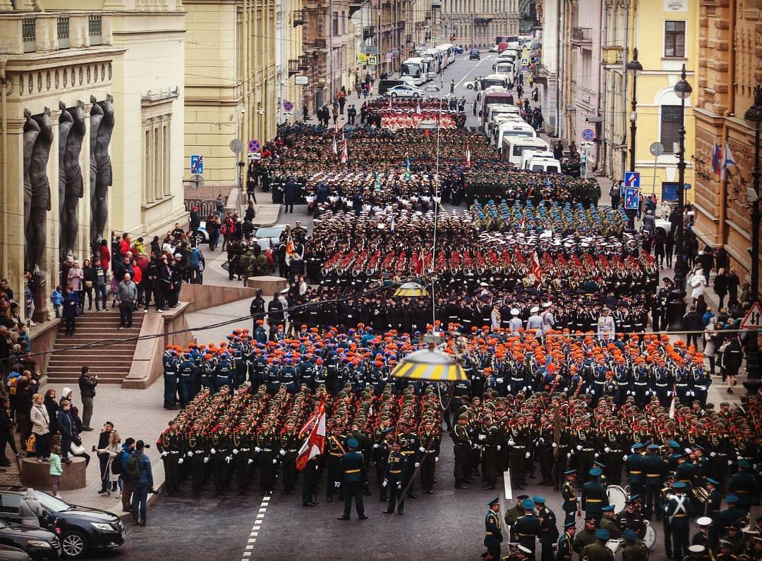День Победы СПб