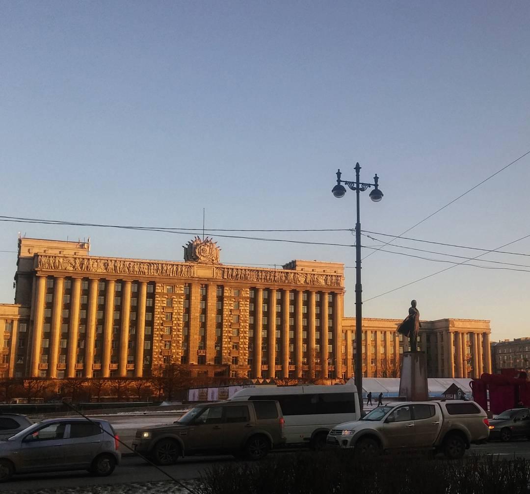 Московская площадь спб