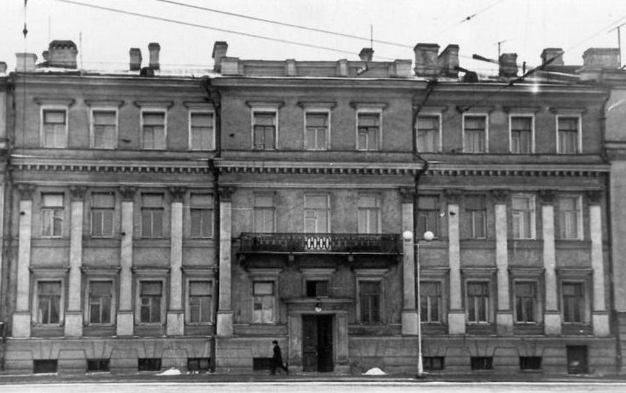 Дворец Трезини СПб