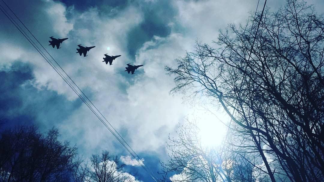 Парад Победы СПб