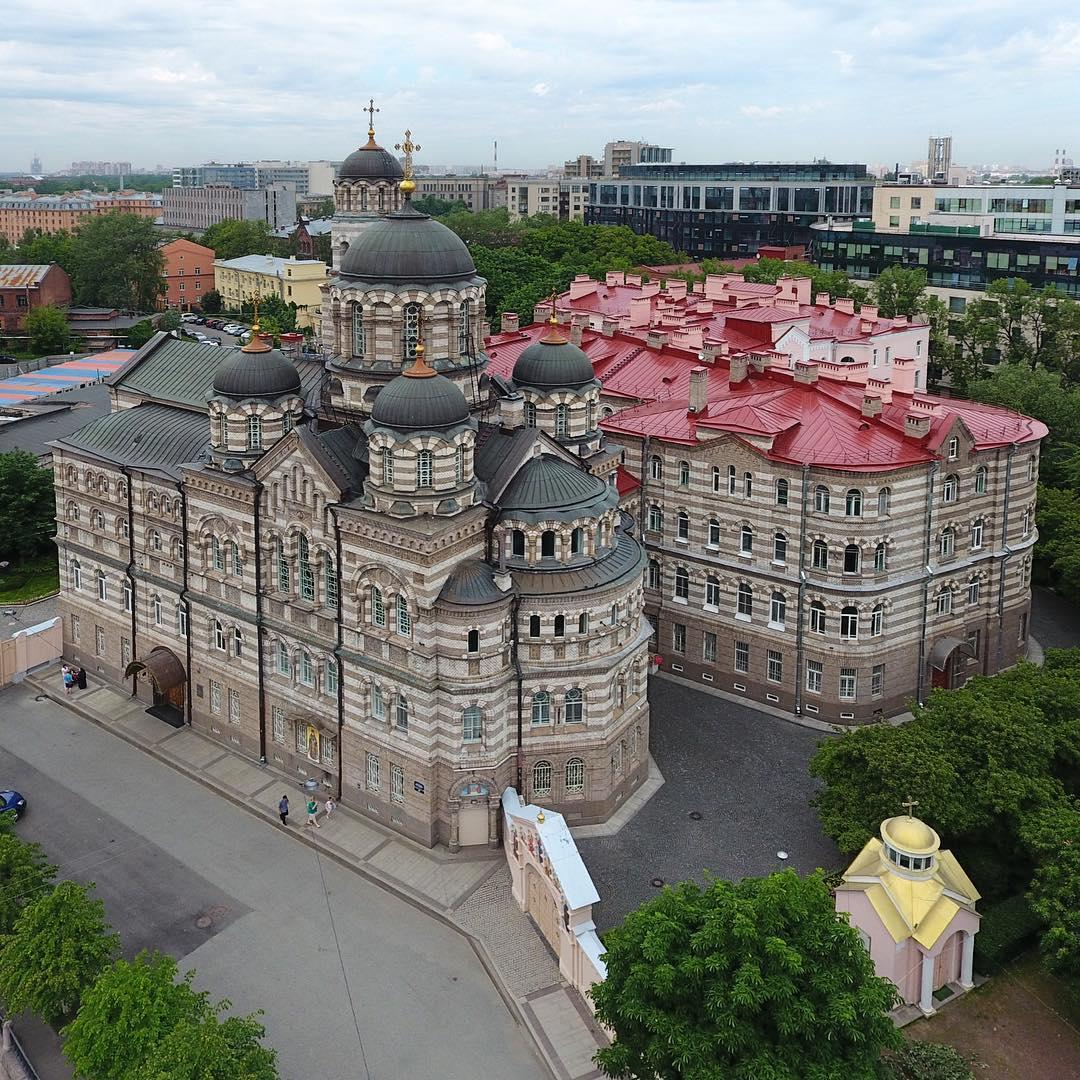 Иоановский монастырь СПб