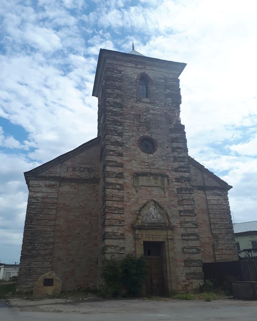 лютеранская церковь святого петра