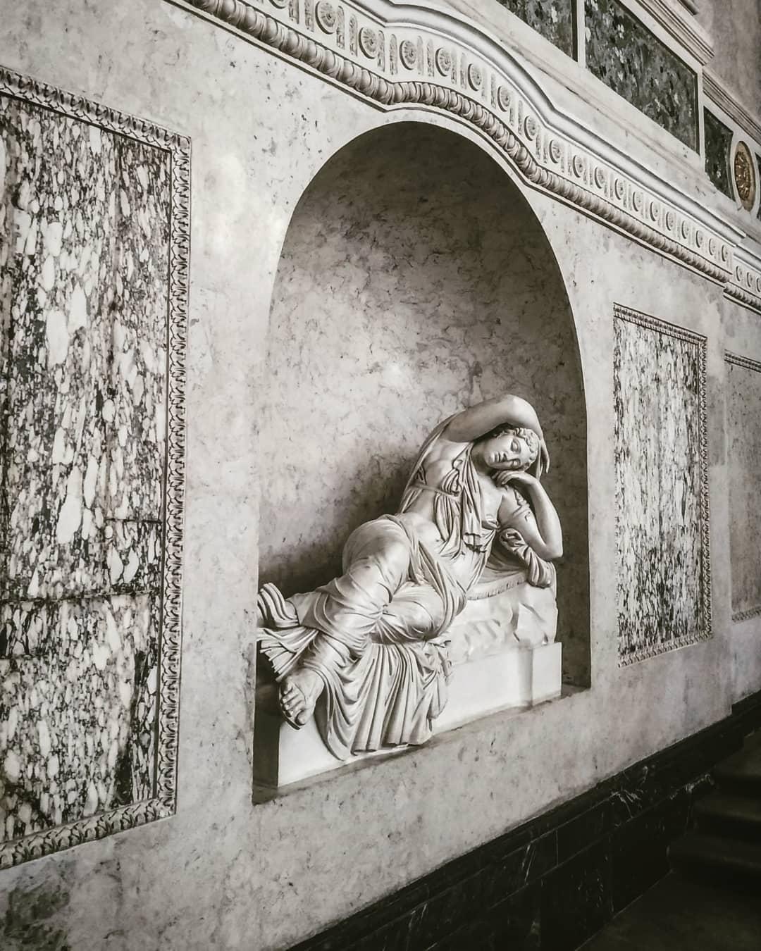 Михайловский замок. скульптура