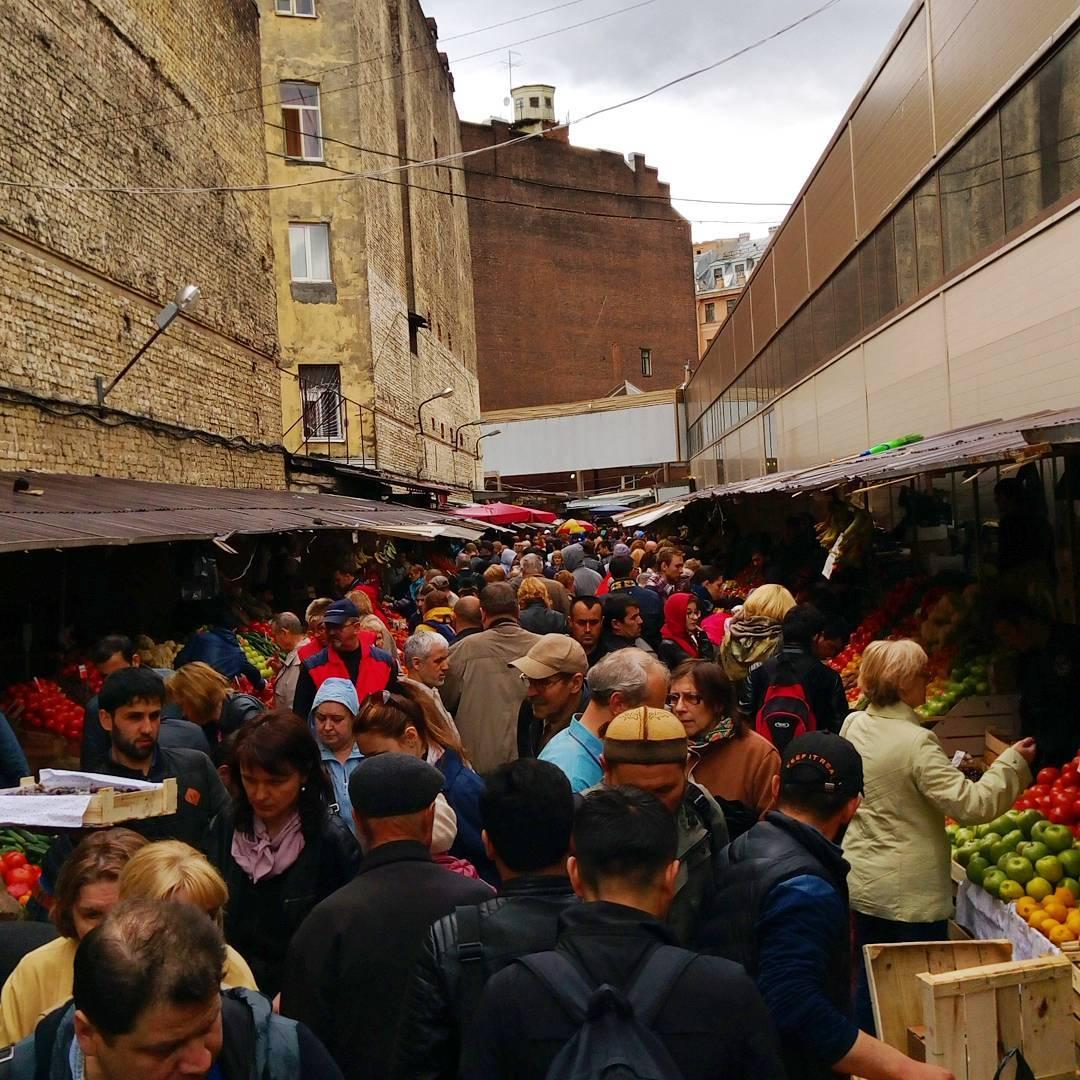 Сенной рынок