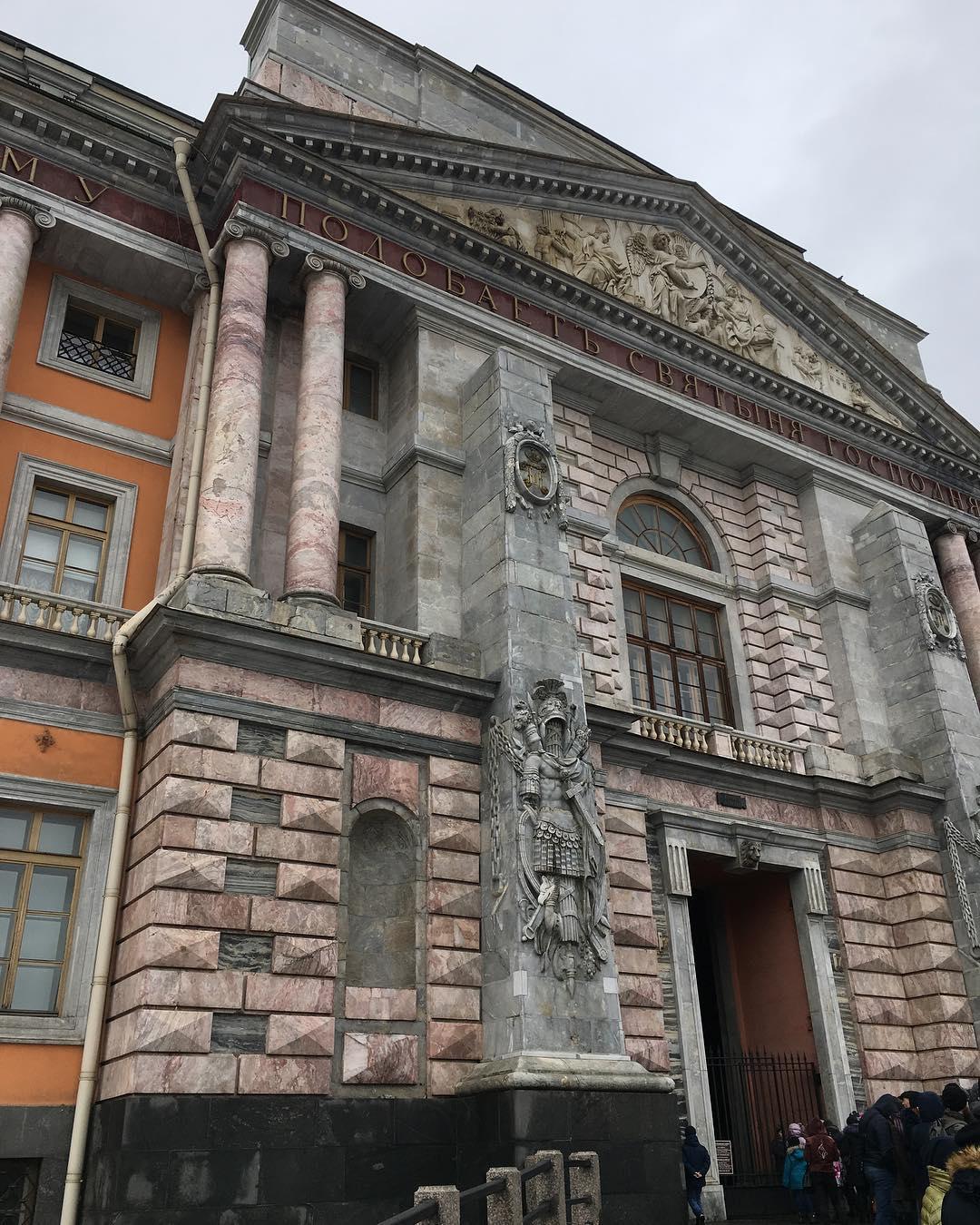 Михайловский инженерный замок