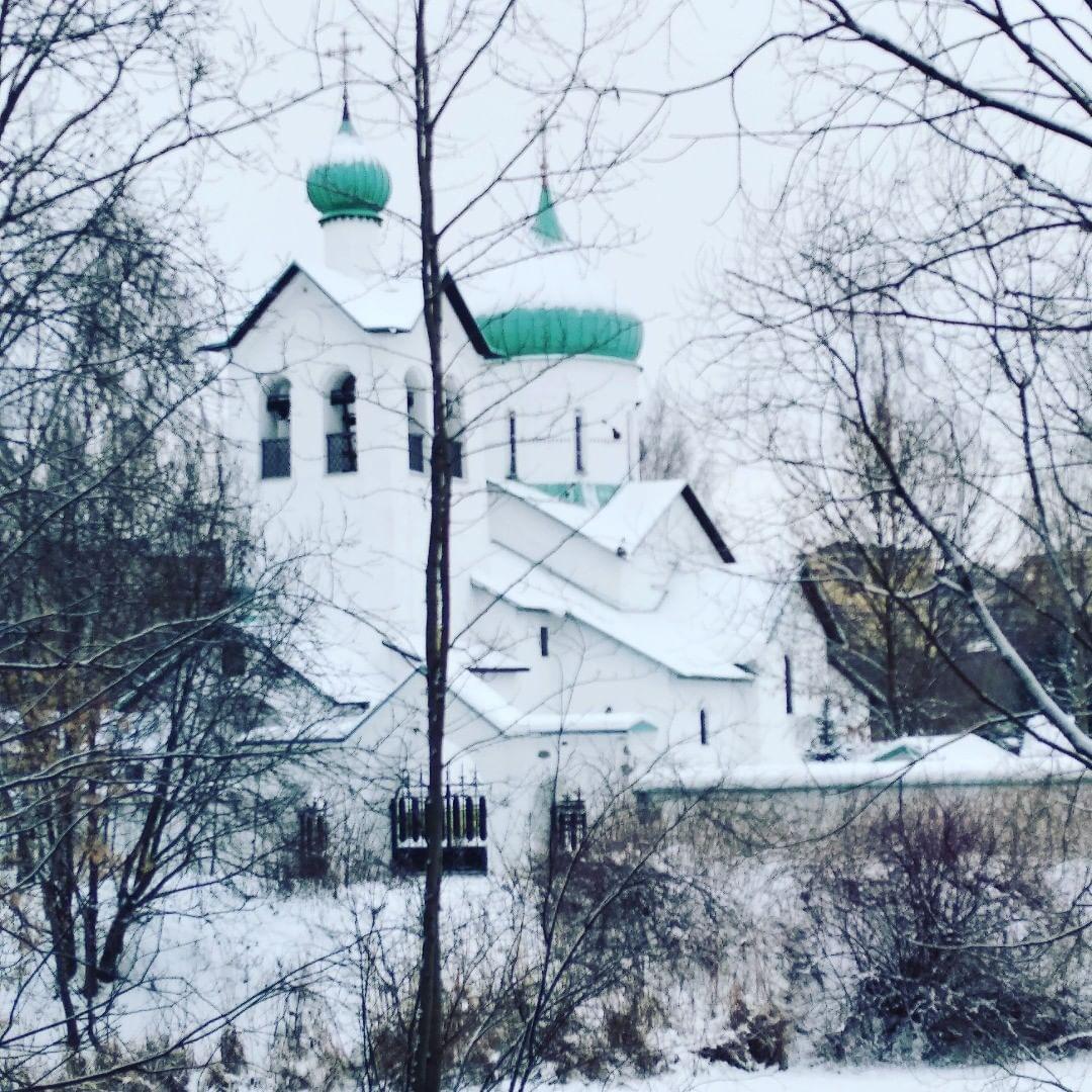 Пулковский парк соборы