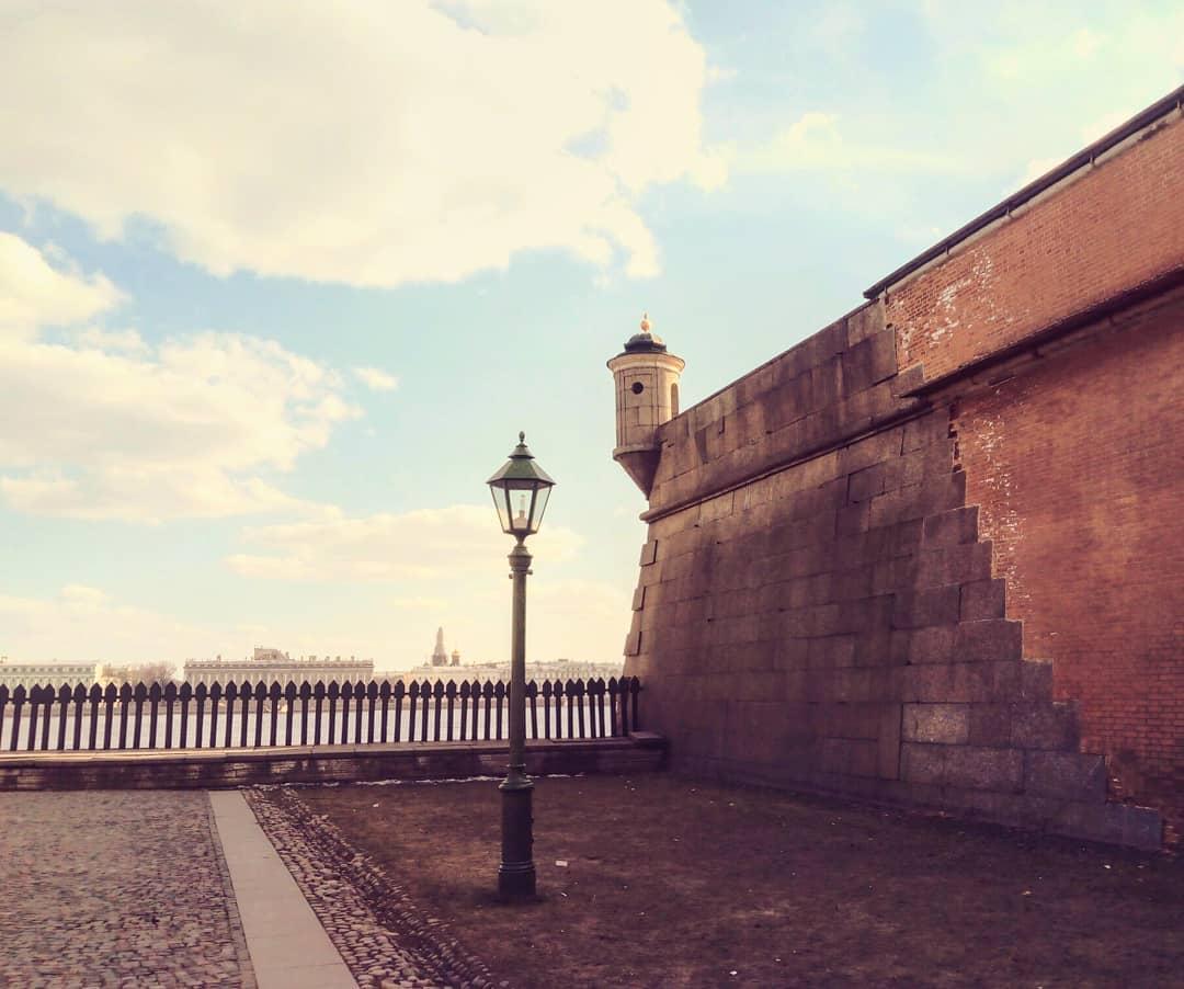 Петропавловская крепость СПб