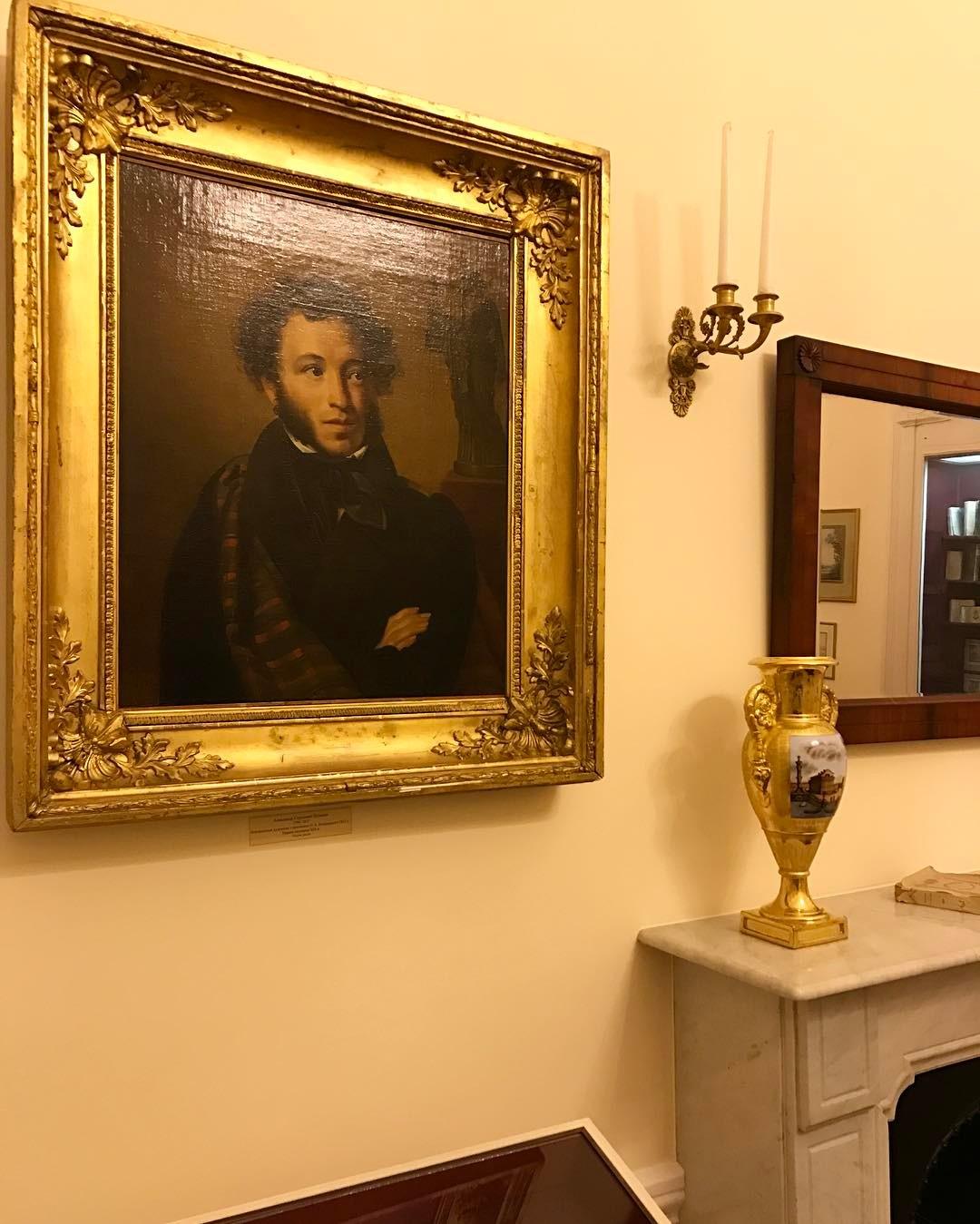 дом музей Пушкина