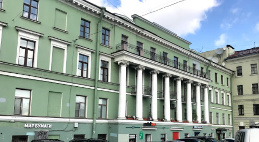 Дом Кукановой (Л. М. Кладо)