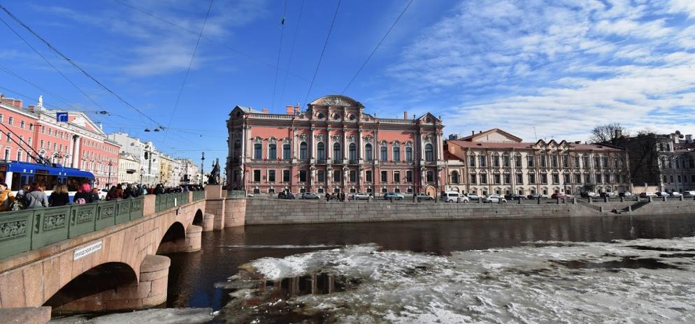 Причал Аничков мост