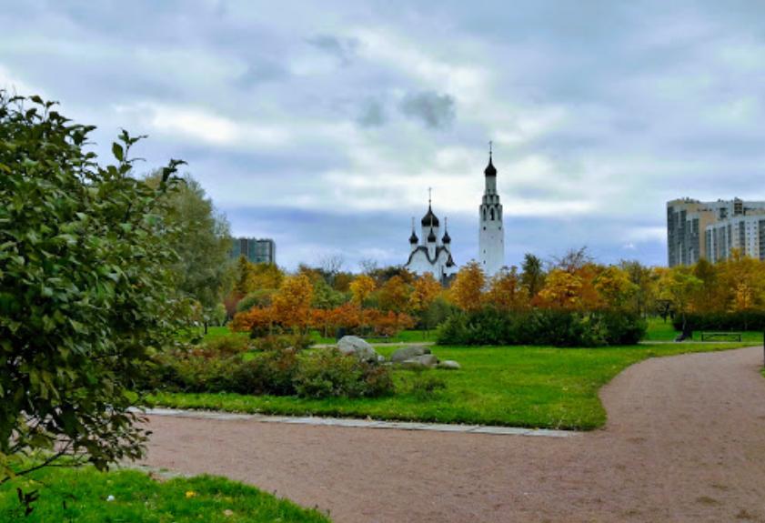 Парк строителей