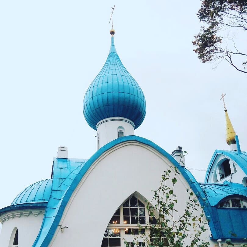 Храм святого праведного Иоанна Кронштадтского СПб