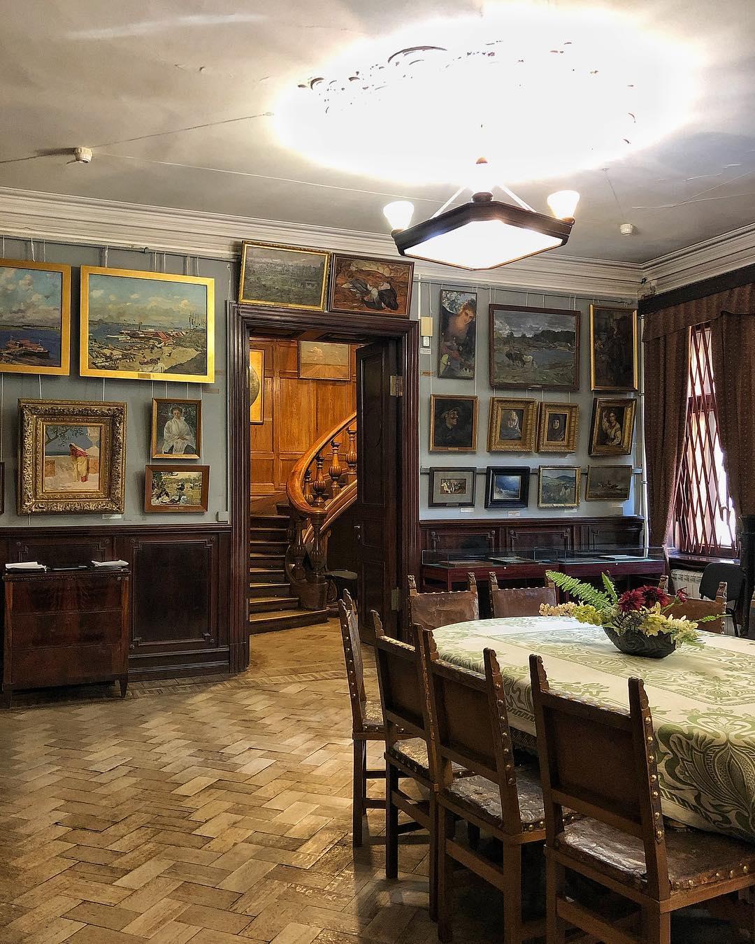 Квартира-музей И. И. Бродского