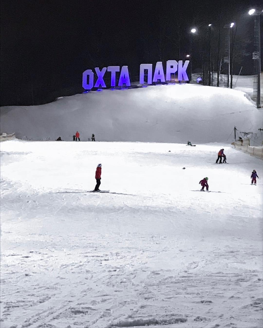 Охта Парк