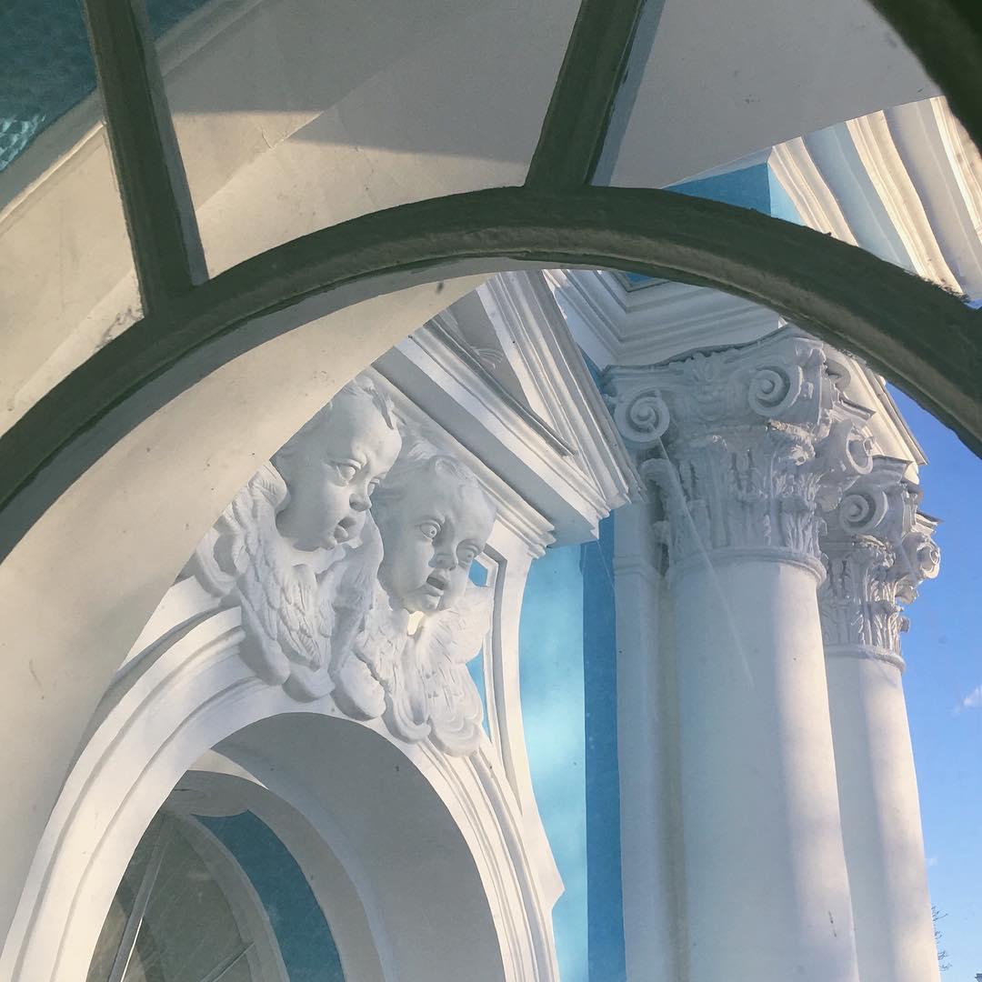 Архитектурный ансамбль Смольного собора