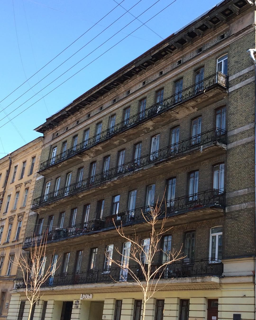 Доходный дом Г. В. Барановского СПб
