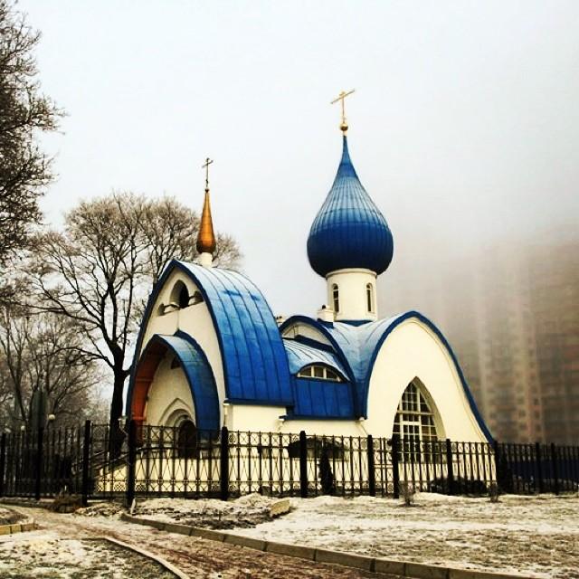 Церковь Иоанна Кронштадского фото