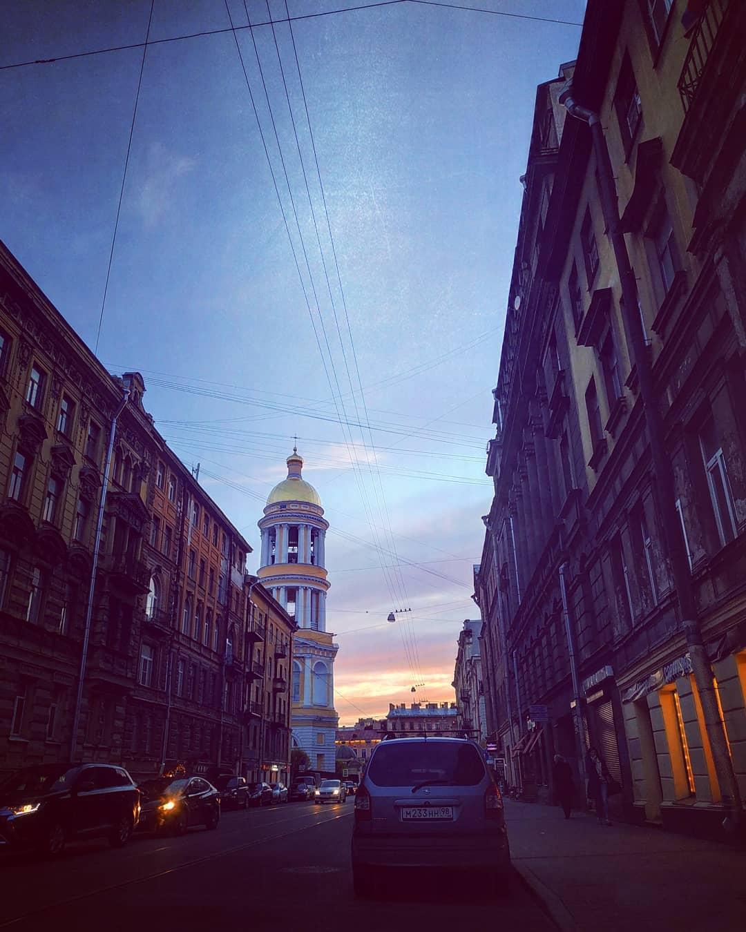 Часовня возле Владимирского собора