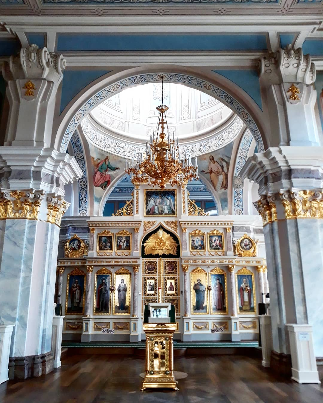 Иконы Александро-Невской лавры