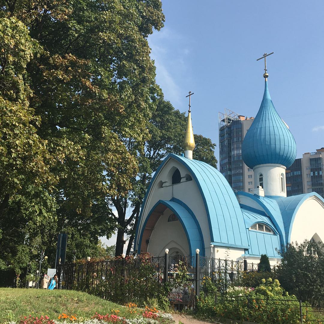 Храм святого праведного Иоанна Кронштадтского фото