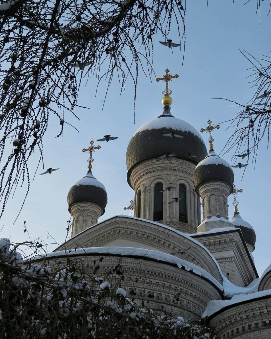 Подворье Валаамского Ставропигиального монастыря фото
