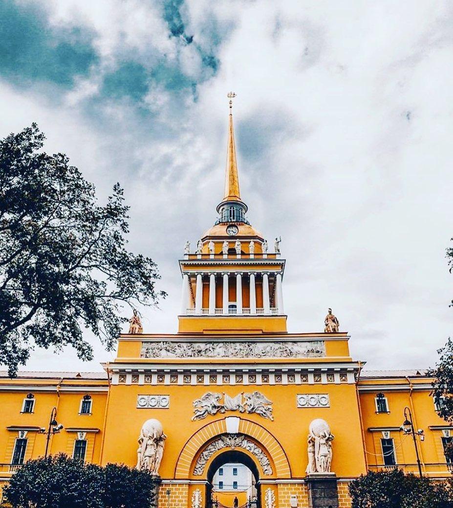 главное здание Адмиралтейства