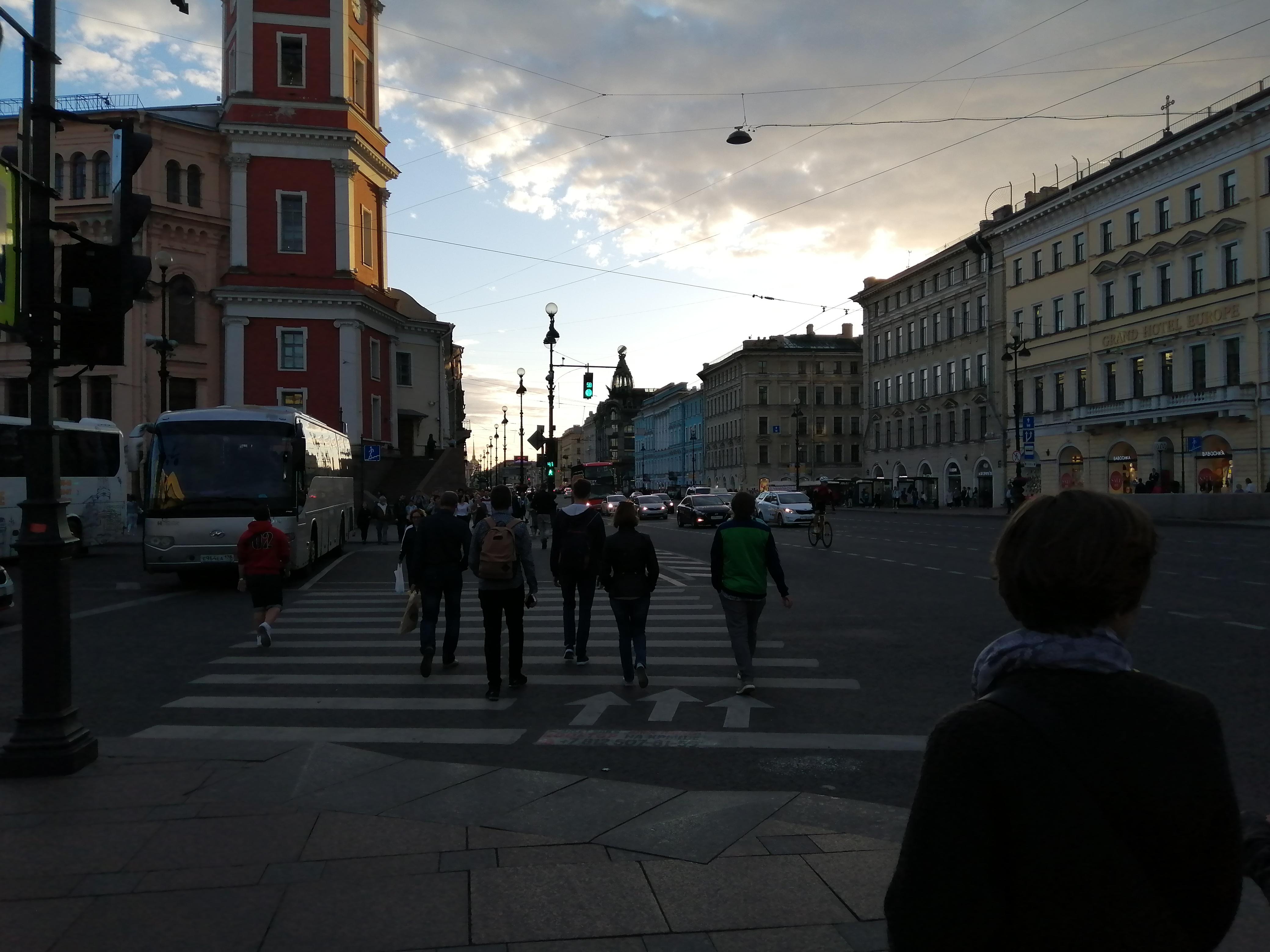 Переход Думской улицы