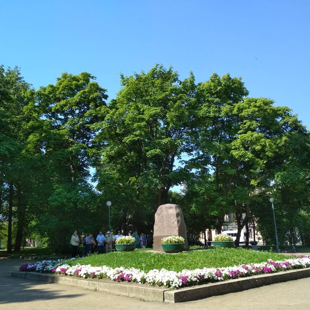 Андреевский сквер