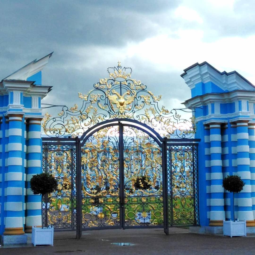 Экскурсия в пригороды Санкт-Петербурга