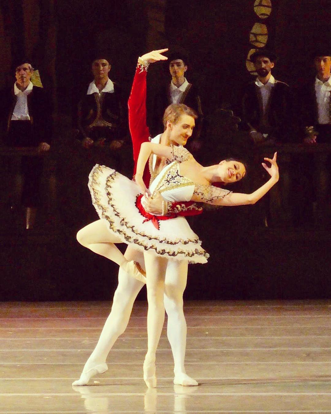 Спектакль в Мариинском театре