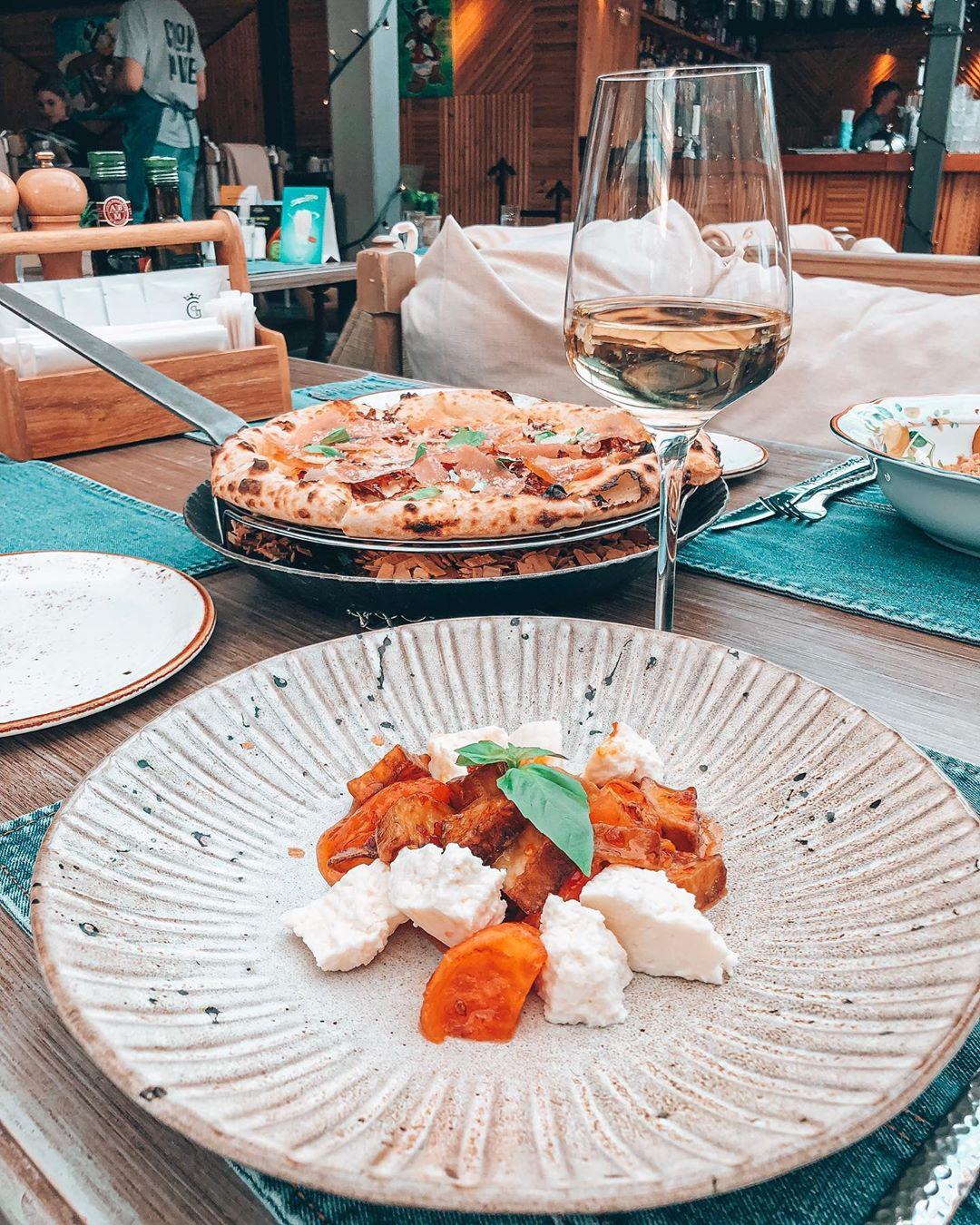Блюда в Гастрономике