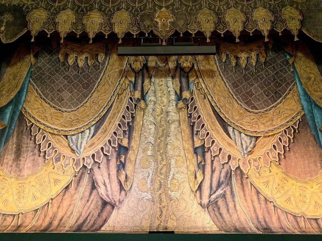 Историческая сцена Мариинского театра