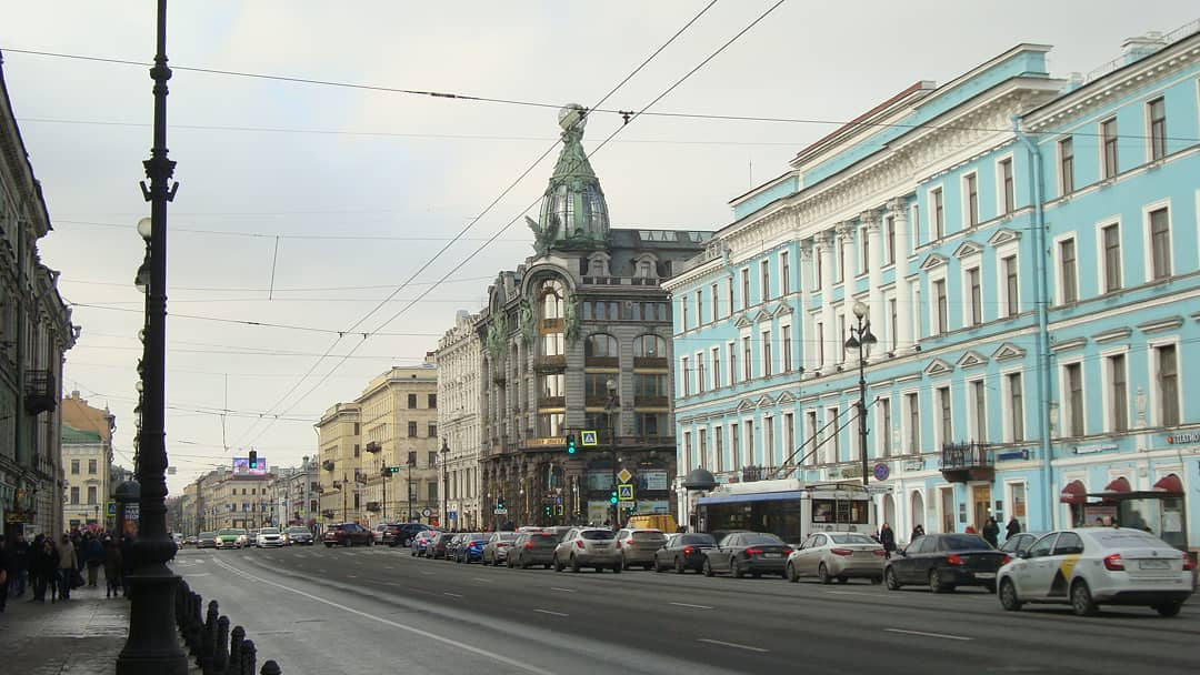 станция метро невский проспект