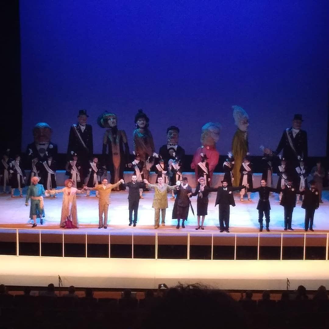 Спектакли в Мариинском театре